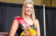 Oxford County's Derika Nauta crowned IPM's Queen of the Furrow