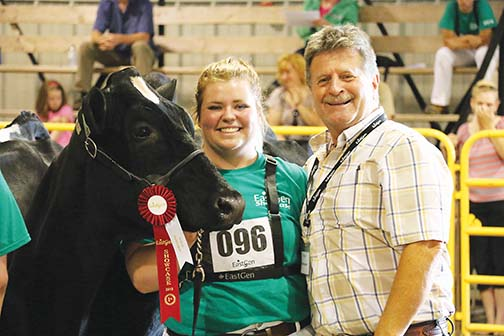 Morrisburg youth dominates Spencerville 4-H show