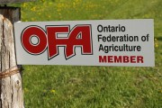 OFA: Feds leave farmers in uncompetitive position