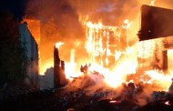 WESTERN ONTARIO: Oxford County barn fire destroys 3,000 hogs, causes $3 million in damage