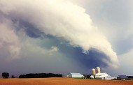 EASTERN ONTARIO: Storm conditions could lead to supercell storms or even tornadoes on June 13