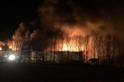 WESTERN ONTARIO: Over 1,500 pigs killed in barn fire near Kincardine