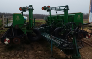 WESTERN ONTARIO: Seed drill stolen from Grey County farm