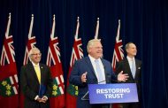PC's announce line-by-line audit of previous government's spending
