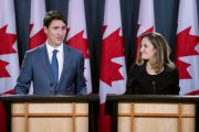 New NAFTA text tabled in House of Commons