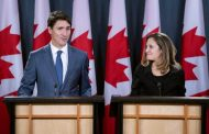 Trudeau considering sending delegation to China over canola dispute
