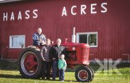Peterborough farm family of the year says teamwork key in decision making