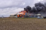 WESTERN ONTARIO: Barn fire destroys 350 goats, barn, milking equipment