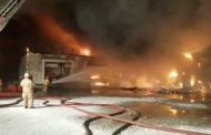 WESTERN ONTARIO: Fire destroys barn, causes millions in damage in Norfolk County