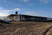 WESTERN ONTARIO: Fire destroys several calves and new barn on Waterloo-area farm