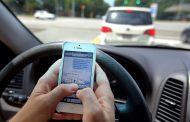 Drivers caught using cellphone will now pay $615