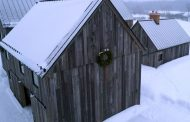 VIDEO: Quebec farmers make farmhouse from reclaimed barns