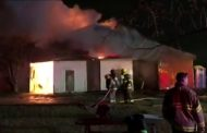 No injuries after Brampton horse barn fire