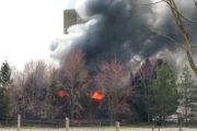 WESTERN ONTARIO: Wilmot-area turkey barn goes up in flames
