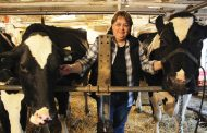 EASTERN ONTARIO: Almonte farmer, who earns service award, started milking 14 years ago with 12 cows