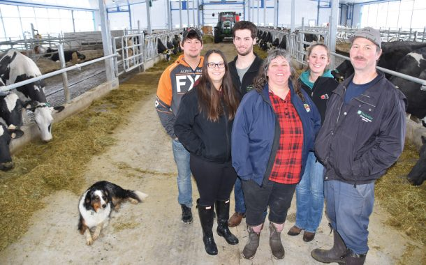 EASTERN ONTARIO: What if your kids say they don't want to farm, but change their minds?