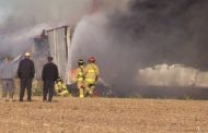 WESTERN ONTARIO: North Huron barn destroyed in fire