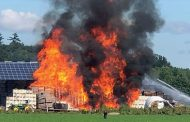 Ontario had 146 barn fires in 2018