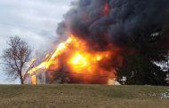 WESTERN ONTARIO: Haldimand County barn fire deals $500,000 in damage