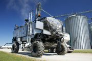DOT autonomous farm equipment platform arrives on Ontario farm