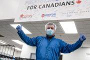 GM Canada to make 10 million face masks