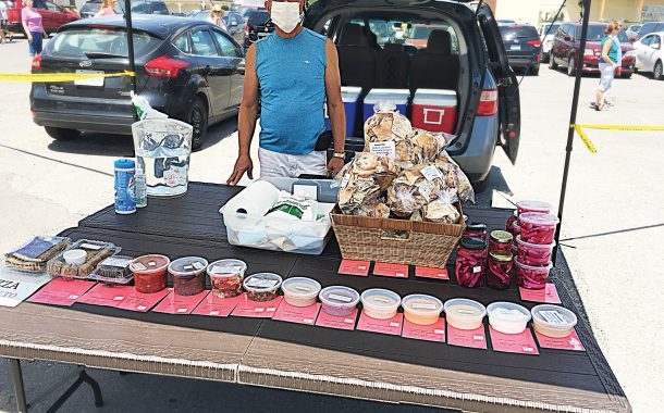 EASTERN ONTARIO: Roadside stands and small farmers markets see brisk sales despite COVID-19 fears