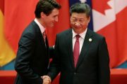 Soft touch on Beijing: Canada frozen out as US, UK and Australia form nuclear sub pact to counter China