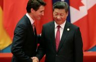 Canada stops trade talks with China