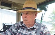 EASTERN ONTARIO: Turning 95: If he had it his way, he'd be back on the tractor