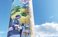 EASTERN ONTARIO: There are now seven silo murals in Prescott-Russell