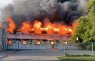 Arson charge laid after Woodstock Fairgrounds fire