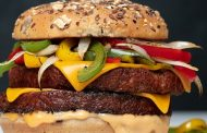 NEW 100 % PLANT-BASED BURGER MAKER SAYS IT CAN COMPETE ON TASTE AND PRICE
