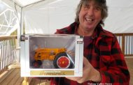 EASTERN ONTARIO: Ottawa Valley Farm Show toy tractor auction goes online after show cancelled in 2021