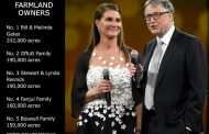 Bill Gates the largest owner of U.S. farmland