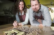 EASTERN ONTARIO:  Chocolate factory starts from scratch — buys the cocoa bean and the hazelnut