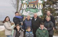 Ontario Limousin Association honours farm families