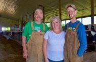 Fergus dairy farm operators talk carbon sequestration