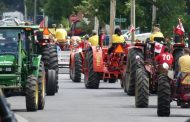 Tractor parade is a go in Winchester this Sunday, Aug. 8
