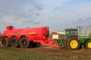 Automated tire-pressure adjusters touted to reduce soil compaction