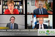 Watch the national agriculture leaders' debate