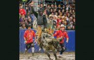 LOVING THE RIDE: Bull rider explains why he does it
