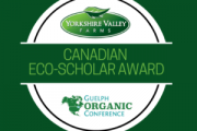 Apply for Canadian Eco-Scholar Award by Oct. 31