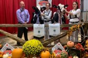 Results from Eastern Ontario/Western Quebec Championship Holstein Show in Metcalfe
