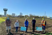 Lactalis Canada's Winchester plant latest Monarch pitstop on Butterflyway Project