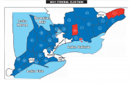 2021 federal election rural results